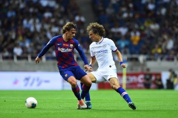 FC Barcelona and Chelsea FC met for the first time in Japan for the inaugural Rakuten Cup, thrilling an audience of nearly 52,000 fans at Saitama Stadium.