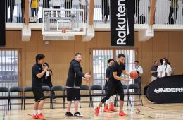 Leading skills development & performance trainer Brandon Payne helped train basketball coaches in Japan as part of Stephen Curry's Underrated Tour.