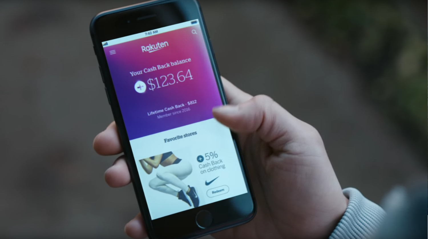 Rebranding a market leader: How Ebates became Rakuten