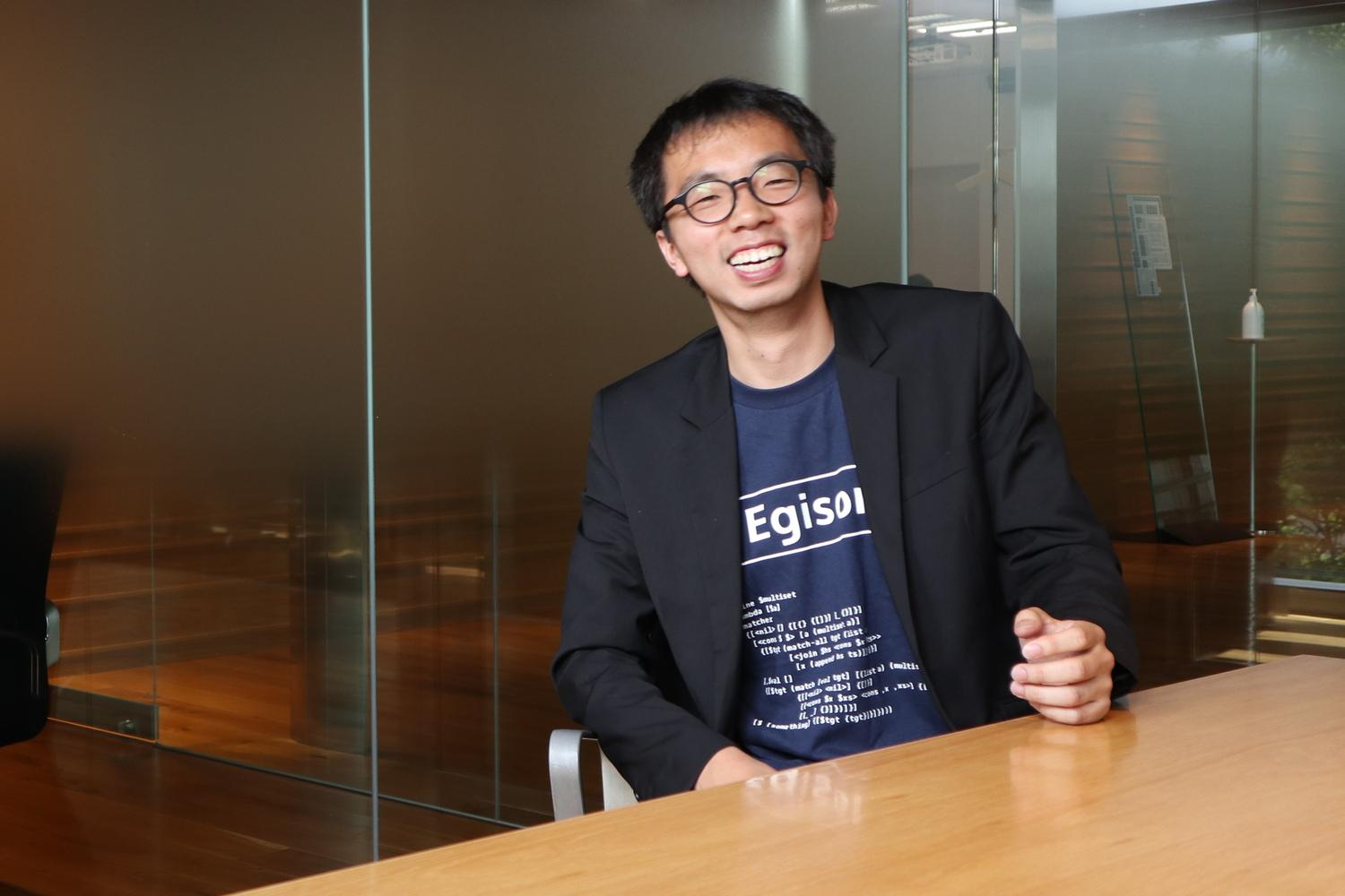 The man behind Egison: Rakuten Today sits down with Satoshi Egi