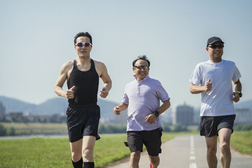 'Active seniors' are on the rise, according to the Rakuten Insight report.