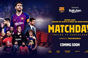 Matchday – Inside FC Barcelona, is a new documentary series that invites fans to take a never-before-seen look at the inner world of FC Barcelona.