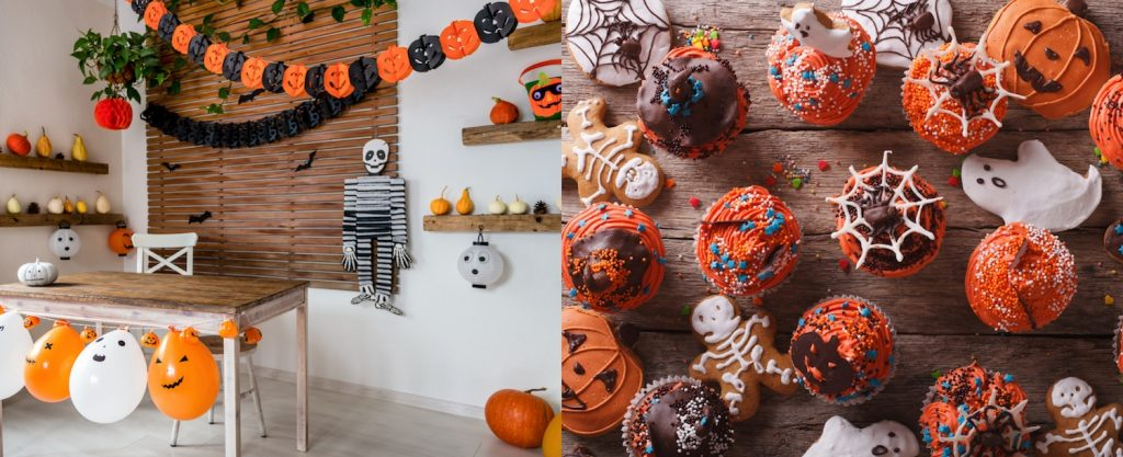 Instagenicity has evolved past costumes too, with a new focus on home decoration and Halloween-themed treats.