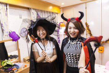 While costumes have been the main focus of Japan's short Halloween history, a new and homier way to enjoy Halloween is gaining popularity.