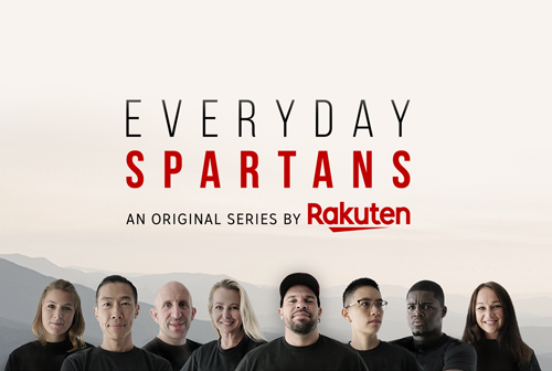 "Rakuten's ""Everyday Spartans"" follows eight ordinary people on a grueling, globe-trotting adventure to transform their lives"