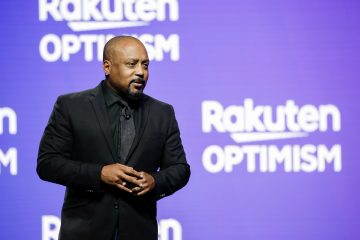 Daymond John has it all: the sports cars, the houses, the designer clothes. But at Rakuten Optimism in San Francisco—a conference addressing the hottest trends in digital marketing, e-commerce, mobile network technology and more—he reminded delegates that he wasn't always America's favorite Shark.
