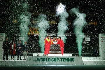 What excitement! What passion! As Rakuten's director of sports sponsorships, I was privileged to spend last week in Madrid watching the new Davis Cup by Rakuten Finals come to life and witnessing world number one Rafael Nadal lead Spain to victory in remarkable fashion.