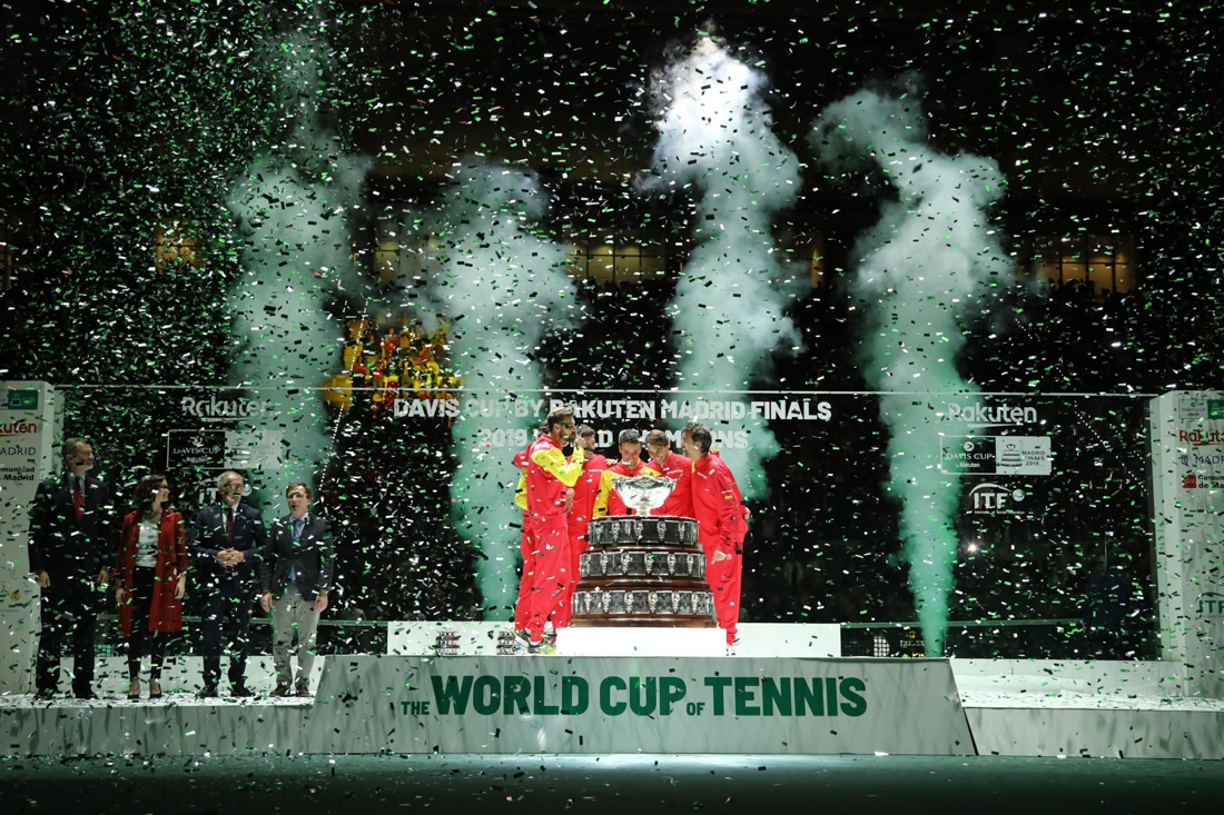 A new swing at the Davis Cup