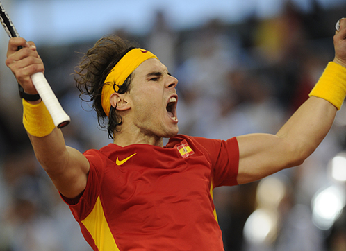 Optimism and the Davis Cup