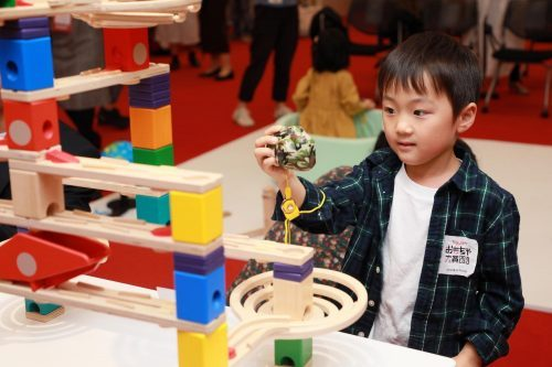 Japan's best toys are guiding kids into the future